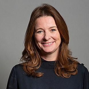 Minister Gillian Keegan